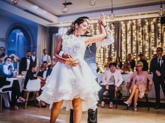 6 conseils pour vaincre le trac lors de la danse d'ouverture de bal