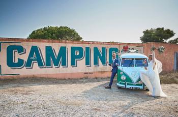 Mariage dans un camping : 5 avantages (au moins) de cette formule !