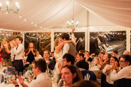 Top 20 des chansons pour l'entrée des mariés dans la salle du banquet