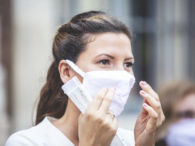 Masque anti-Covid pour la mariée : les différents modèles à envisager