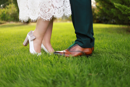 Chaussures de mariée : les nouvelles tendances