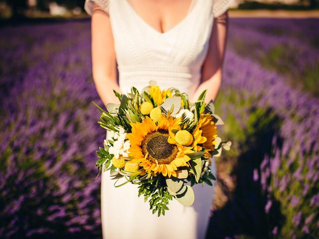 Bouquet de mariée, quelles sont les options les plus écolos ?