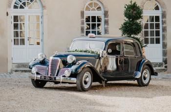 Louez un taxi anglais pour votre mariage : à vous le style londonien