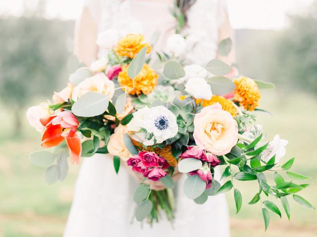 Bouquets de mariée 2020 : 40 compositions ultra-tendances