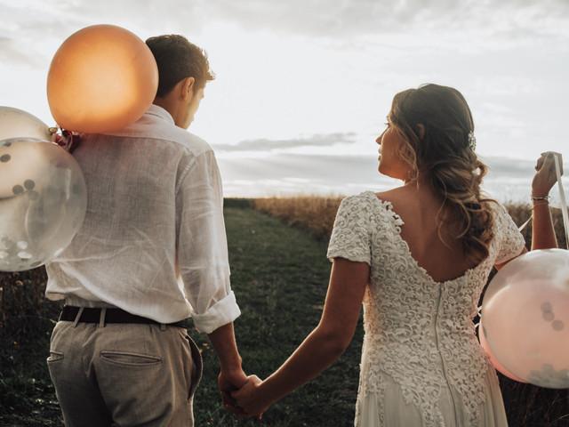 7 accessoires pour votre séance photo de couple