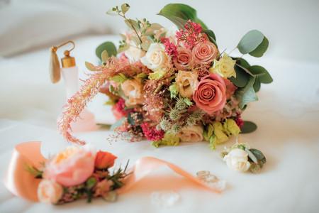 40 bouquets pastel : un maximum de douceur pour votre look de mariée