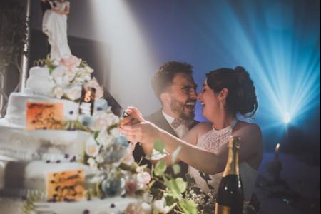 De A à Z : 26 morceaux pour l'arrivée du gâteau de mariage