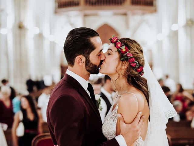 Combien de temps dure la cérémonie de mariage religieuse ?