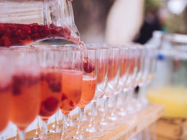 6 idées de boissons pour le dessert du mariage