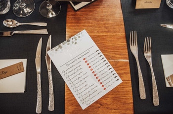 5 jeux de mariage à imprimer : s'amuser n'est pas compliqué !
