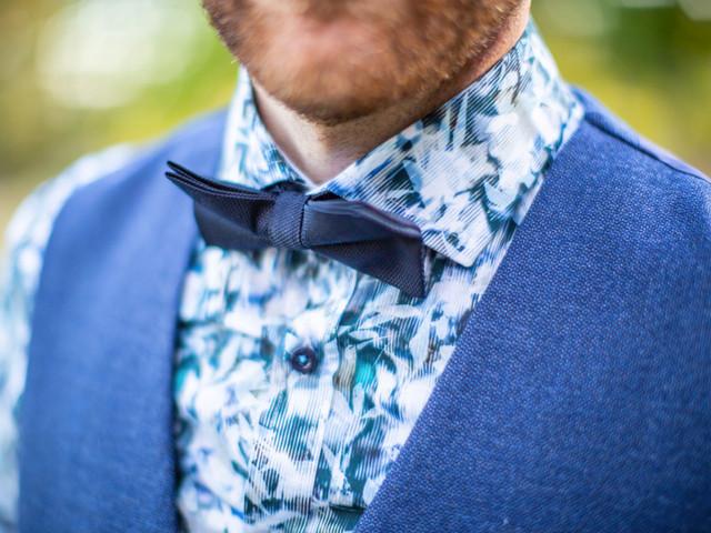 Quelle chemise de couleur pour votre costume de mariage?