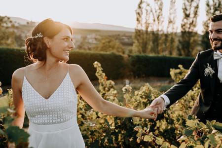 5 bonnes raisons de vous attacher les cheveux le jour du mariage