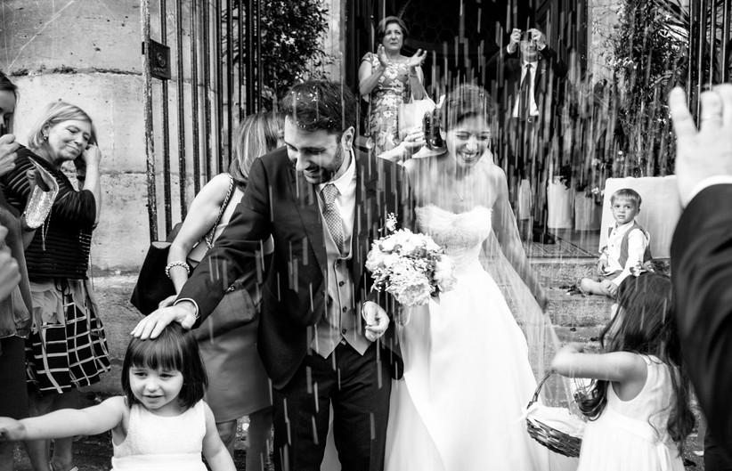 Nakedcat Wedding