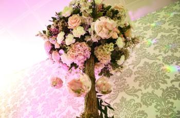 Centre de table pour mariage : invitez un arbre à dîner