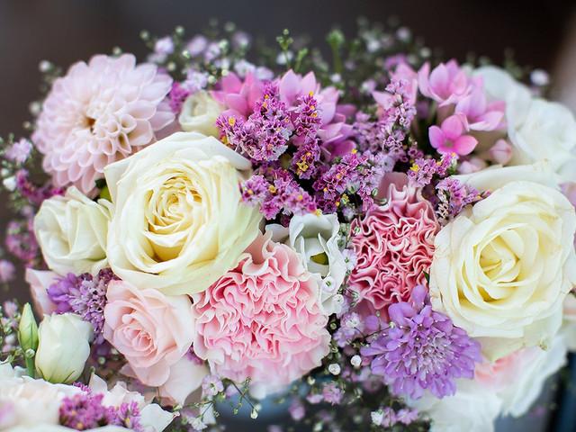 Les 10 fleurs les moins chères pour votre décoration de mariage