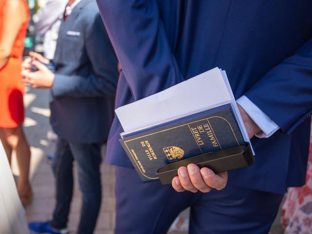 Livret de famille : l'acquisition lors du mariage