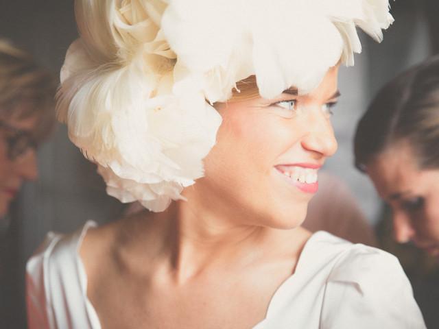 7 accessoires de coiffure de mariée pour couvrir votre tête