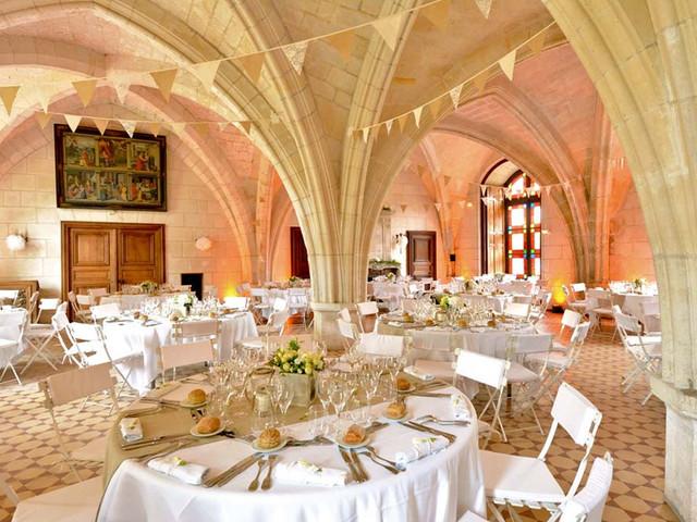 Les nombreux avantages de célébrer son mariage dans une abbaye