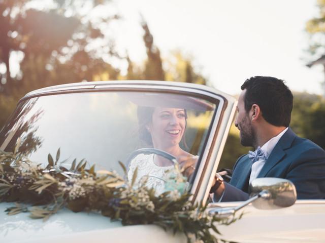 6 voitures décapotables pour votre mariage