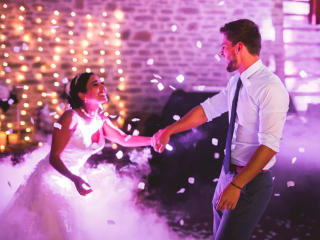 5 machines à effets pour votre soirée de mariage