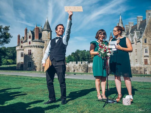 Des pancartes humoristiques pour un mariage réjouissant