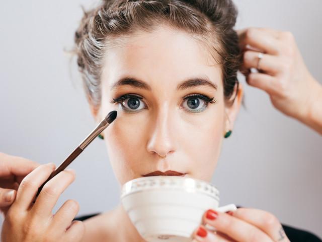 Les 5 clés d'un maquillage de mariée réussi en hiver