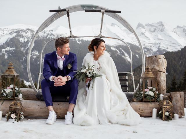 Un mariage à la montagne : comment ça s'organise ?