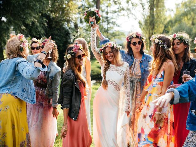 Demoiselles d'honneur : combien vont-elles dépenser pour le mariage ?