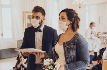 Quelles sont les principales anecdotes des mariages au temps du Coronavirus ?