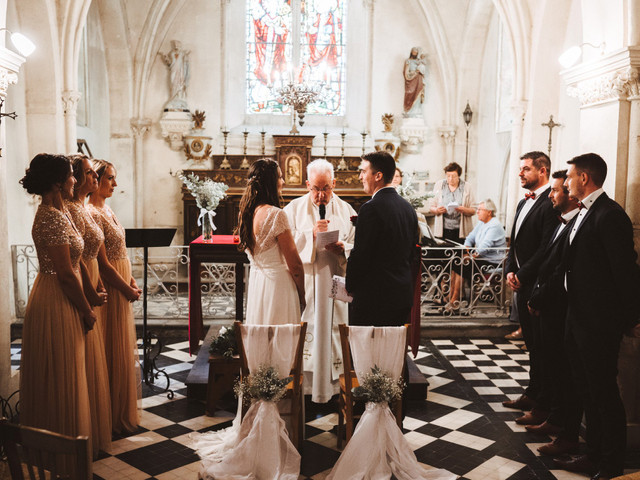 Les témoins du mariage doivent-ils être baptisés ?