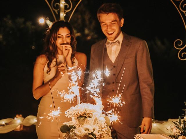 Les 5 types de gâteaux de mariage incontournables