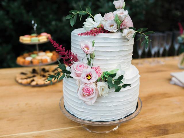 Wedding Cake : 8 tendances 2019 pour un dessert de mariage branché !
