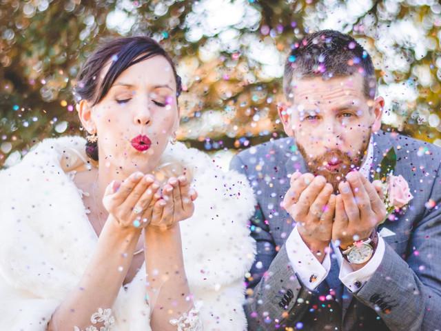Noces de paillettes : comment célébrer le premier mois de mariage ?