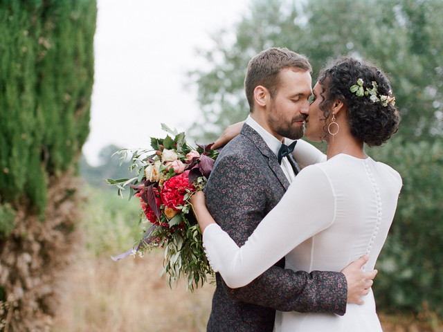 Coiffures de mariée 2022 : plus simples, plus belles, voici 70 modèles !