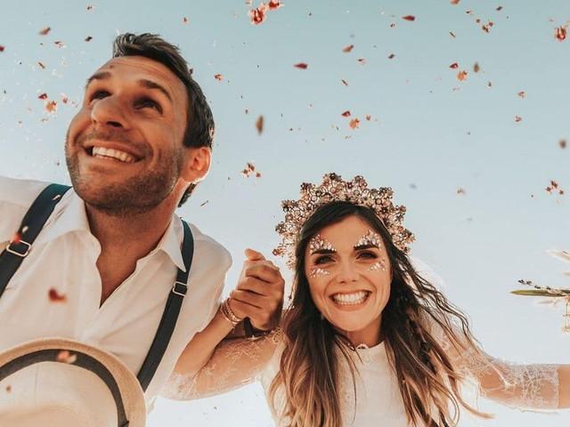 5 serre-têtes bohèmes pour la mariée