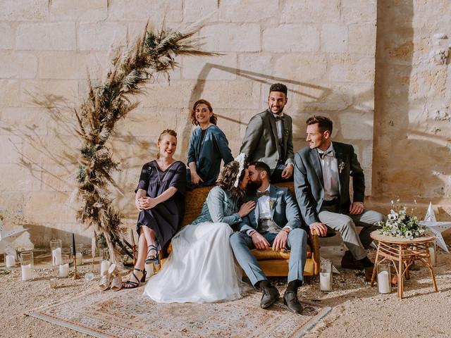 5 conseils pour être un parfait témoin de mariage