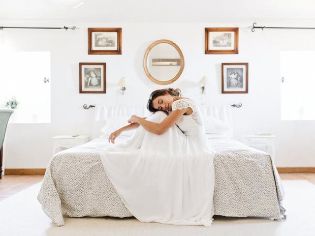 Comment ne pas arriver épuisée à votre mariage ?