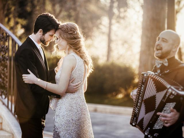 Les plus belles chansons italiennes pour votre mariage