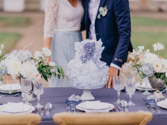Quoi de neuf du côté des gâteaux de mariage ? 8 superbes wedding cake 2021