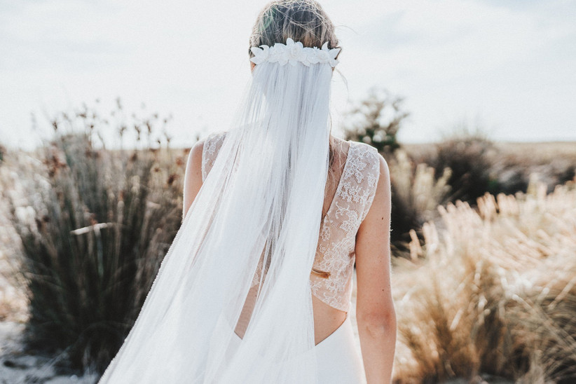 Belle en soie Couture