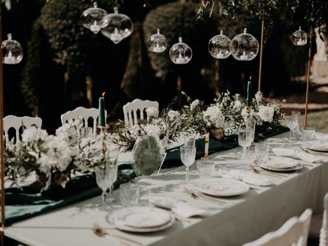 Effet bulles pour la décoration de mariage : plus de féérie !