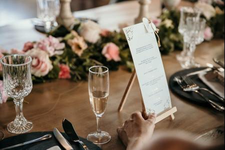Porte-menu : 40 modèles pour différents thèmes de mariage