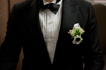 Gatsby le Magnifique : 40 costumes de mariage à l'allure dandy