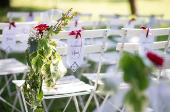 5personnes à qui vous devriez réserver un siège pour la cérémonie