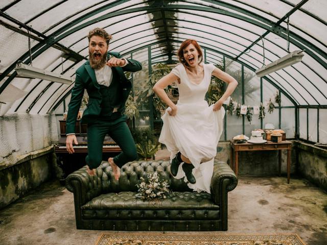 Vert sapin comme code couleur de votre mariage