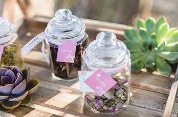 Le bar à thé : vous le prendrez comment le jour du mariage  ?