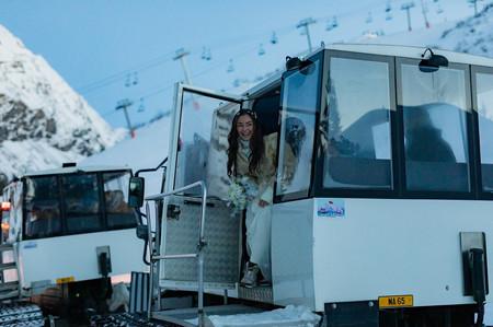 Mariage au ski : une snow romance pour se dire oui en hiver