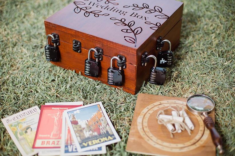 Wedding Game - Escape game