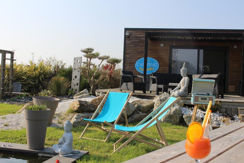 Camping Menez Bichen