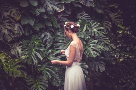 Les tresses autrement : 55 coiffures originales pour les mariées